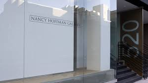The Nancy Hoffman Gallery