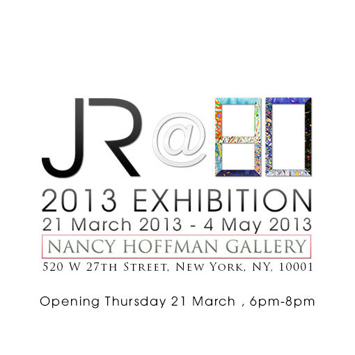 JR@80 | Opening Thursday 21 March